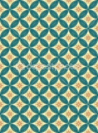 Seamless traditional islamic pattern — Stock Vector © PatternShop ...