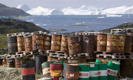 UK aims to become hub for Arctic #oil exploration