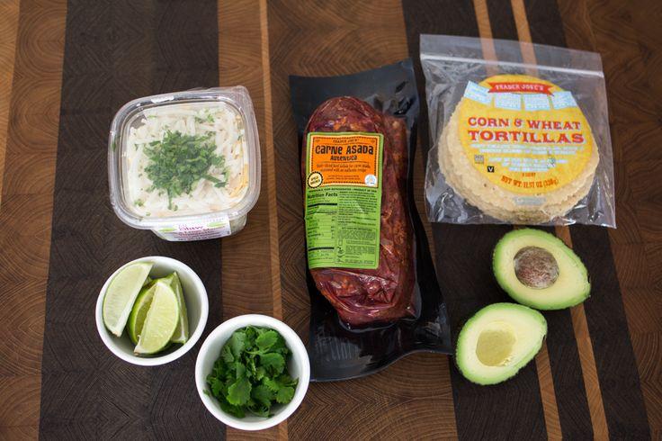 Carne Asada Tacos with Trader Joe's | Lunchpails & Lipstick | Bloglovin'
