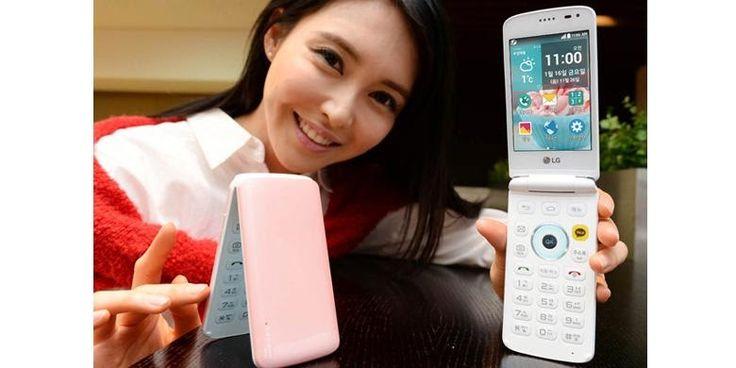 LG Ice Cream, Android Lipat untuk Anak Muda