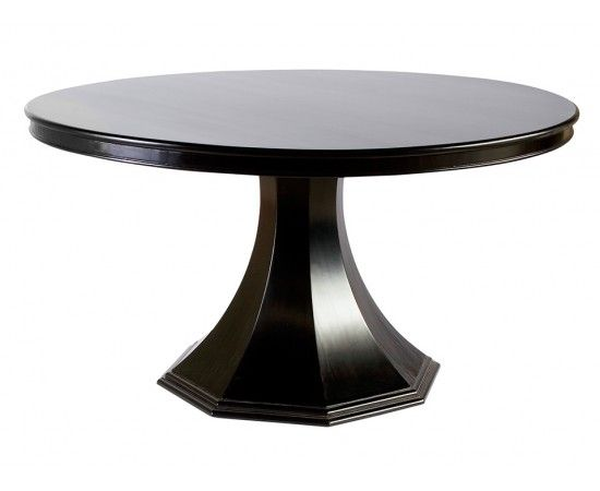 Boston Dining Table 120cm - Dining Tables - Xavier Furniture - Hamptons Style, Modern Elegance, Caribbean