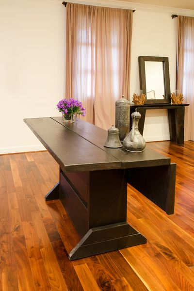 Long Narrow Dining Table Leaves
