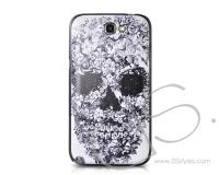 Murk Series Samsung Galaxy Note 2 Cases N7100 - Fancy Skull  http://www.dsstyles.com/samsung-galaxy-note-2-cases/murk-series-n7100-fancy-skull.html