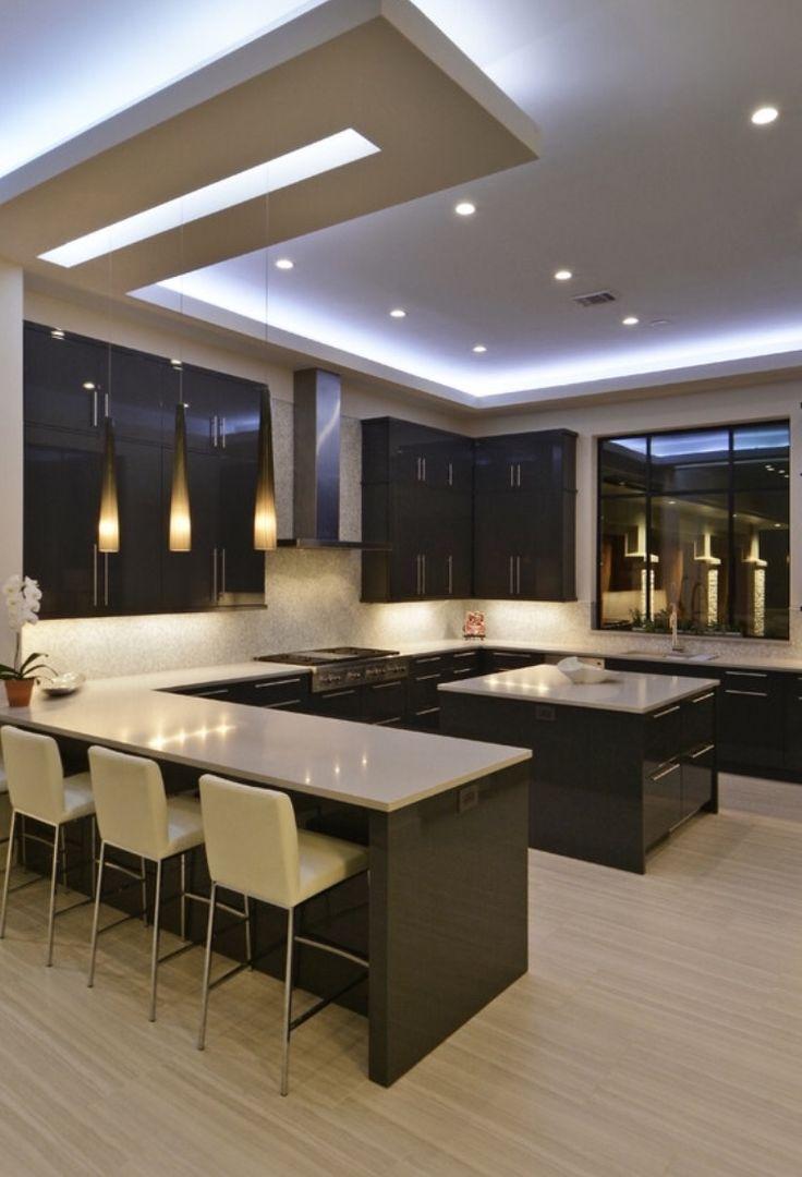 161 besten Moderne Küchen Bilder auf Pinterest   Küchen design ...