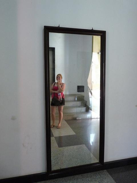 Secret door mirror closet pinterest studios home and travel