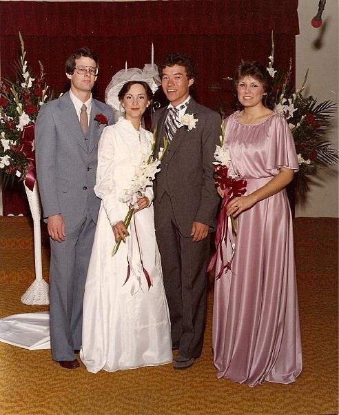 1000+ Images About 1980's Wedding Dresses On Pinterest