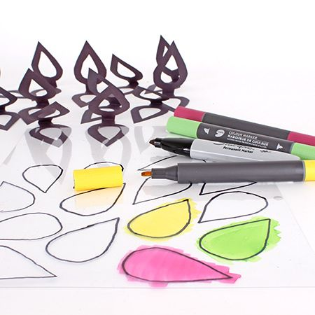 Colourful light string / Guirlande d'ampoules colorées | DeSerres