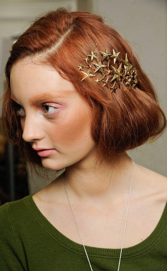 Vogue elige los diez looks de belleza de NYFW: el falso bob de Rodarte