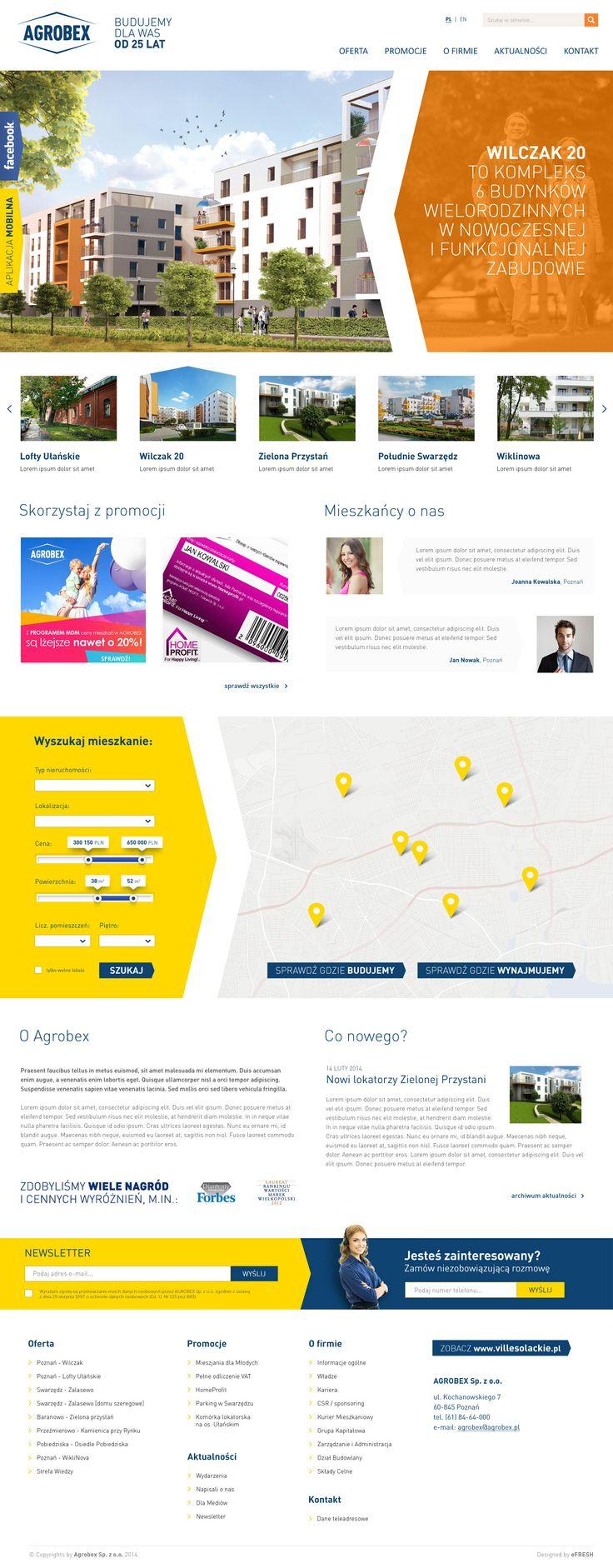 Local developer layout. For more visit: http://be.net/mareklasota