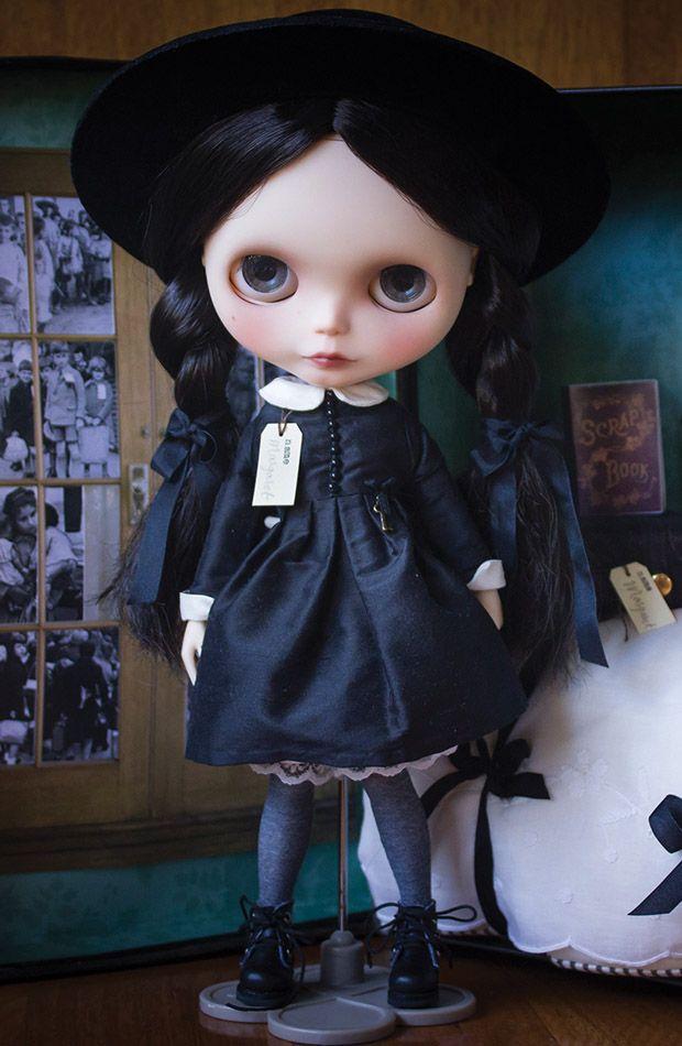 Where Is Home? by Miss Wrenn Custom Blythe Doll