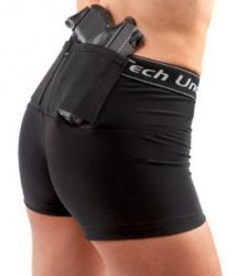 "The UnderTech UnderCover ""SHORT SHORTS"" are now available due to popular demand by our Federal Law Enforcement customers.  These professional women asked for a"