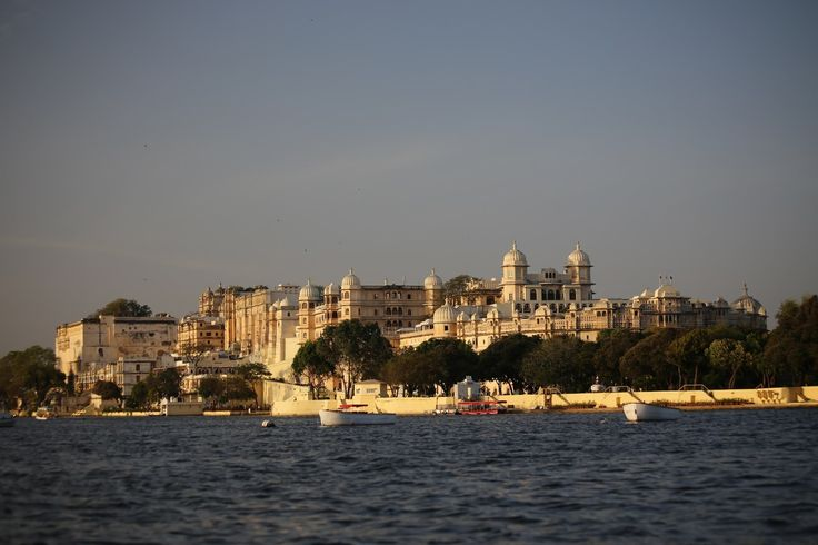 City Palace, Lake Pichola