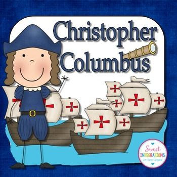 Christopher Columbus Informational Text:  PowerPoint, Craftivity and other Activities; $