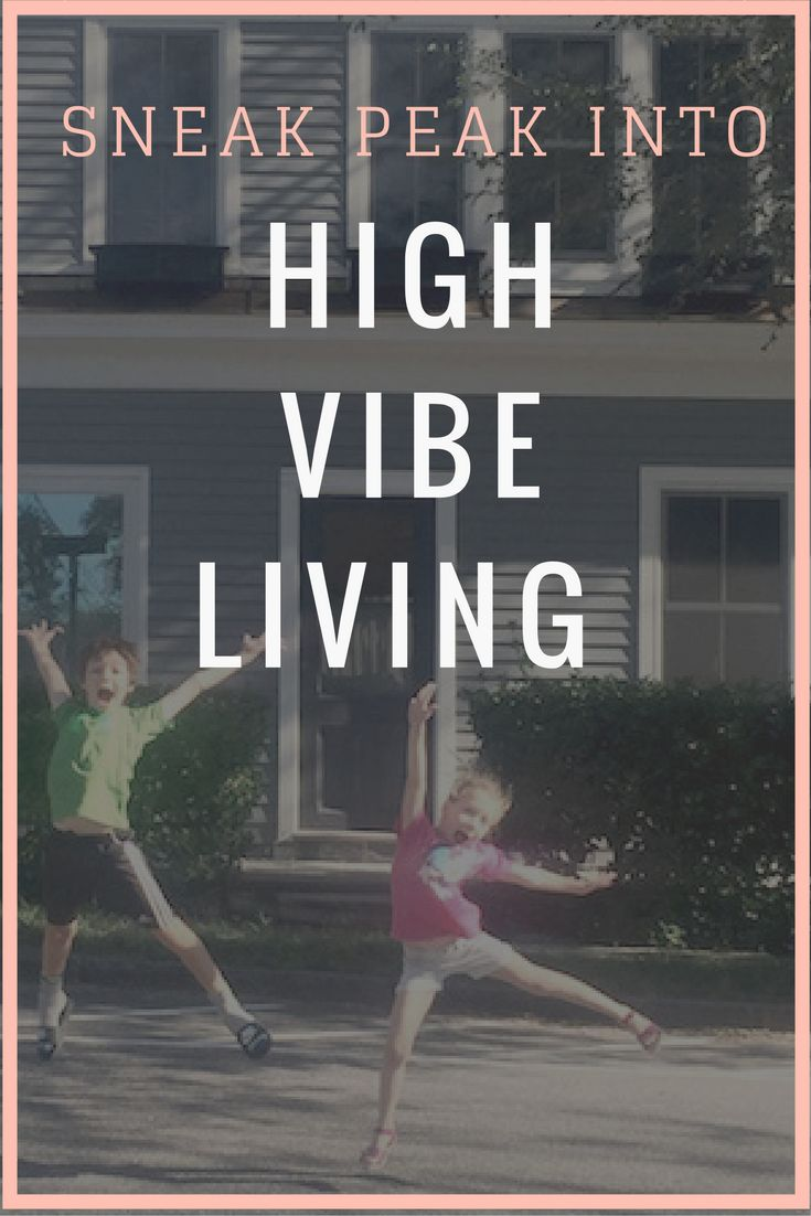 To live on a high vibe is when thoughts and actions align with the true self to elevate energy into a positive vibration. It's you as your most awesome. Click through to learn how it's done!