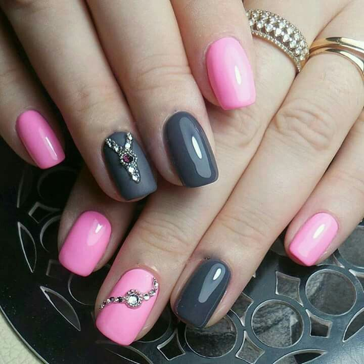 79 best nechty images on pinterest diy almond nails and autumn unique designs that are inspiring the hottest nail art trends of the season prinsesfo Images