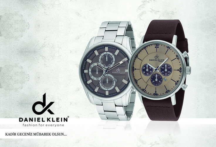 Daniel Klein watches