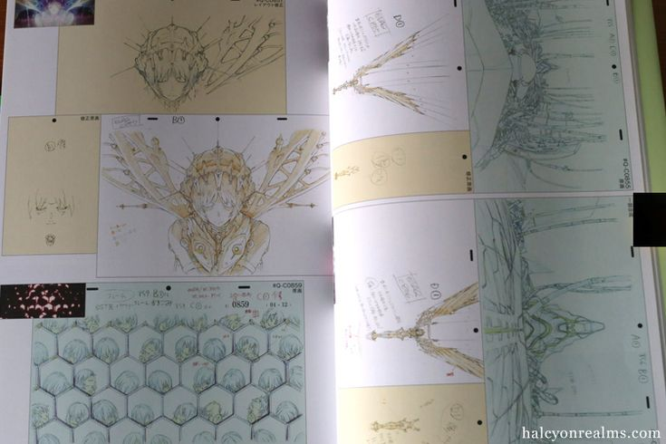 Groundwork Of Evangelion 3.0 (VOL 2) Art Book Review