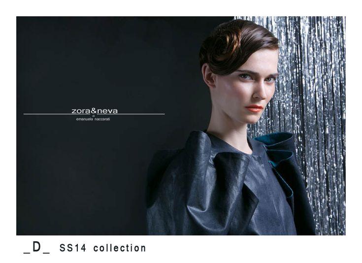_D_   zora ss14 Collection di Emanuela Naccarati  Developed By Studio DModa ph. Marco D'Amico