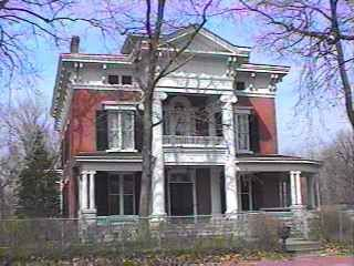 17 best images about illinois red brick houses remind me for Italianate homes for sale