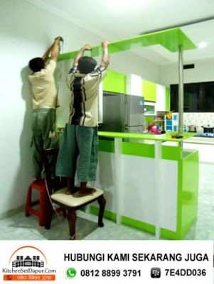 Jasa Kitchen Set Di BSD Hub 0812 8899 3791: Pembuatan Kitchen Set BSD