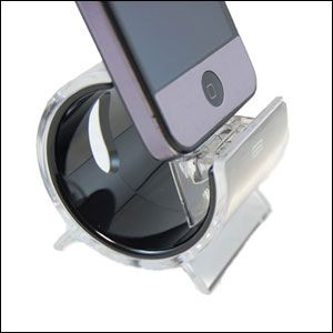 Sync Stand for iPhone and iPod - Black