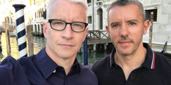 Anderson Cooper, Ricky Martin, Laverne Cox and other LGBTI celebs kick off summer