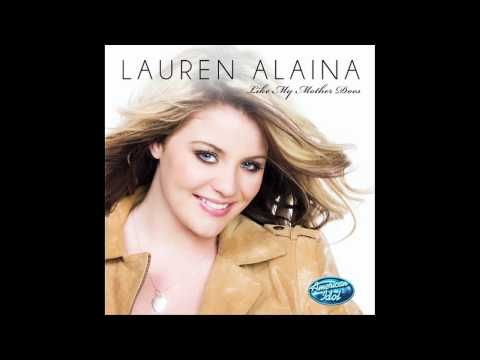 DAY 3: Lauren Alaina - Like My Mother Does.. it describes my mom, because she is so supportive of me, and in everything i do, i try to be like my mother. If i become half the person she is, I will be privledged.