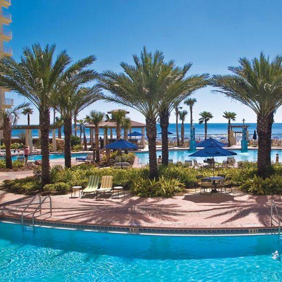 Shores of Panama Resort and Spa, Panama City, Florida, USA