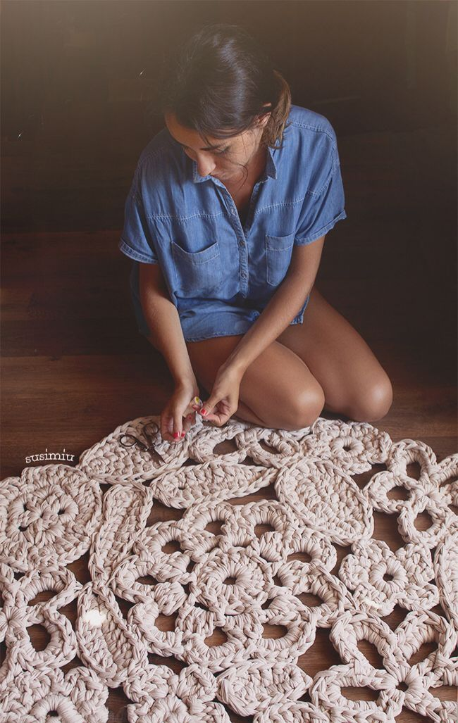 Moderno Crochet Patrones Pañito Gratuitas Festooning - Manta de ...