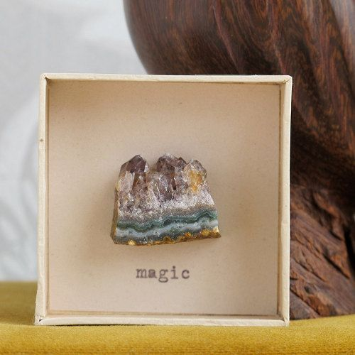 gorgeous!Crystals Display, Magic, Mothers Earth, Art Inspiration, Collection Display, Boxes, Rocks Collection, Crystals Stones Gem, Crystals Rocks