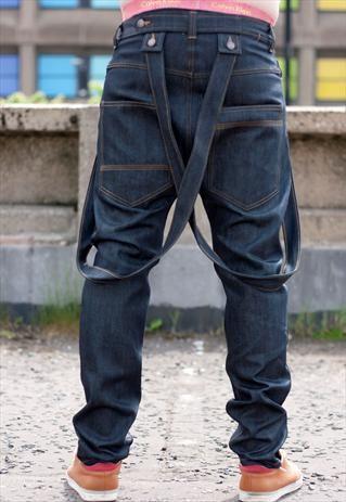 25 Best Ideas About Drop Crotch Jeans On Pinterest Drop