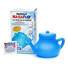 "Neti Pot A Neti Pot is used for Jala Neti, a very old cleansing technique of the Hatha Yoga tradition of India. The literal translation of the Sanskrit term means ""water cleansing"". The new m…"