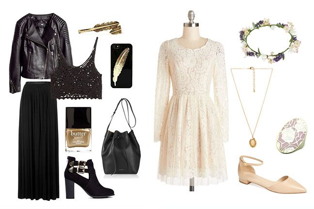 Outfit Inspiration: Maleficent + Aurora | Disney Style