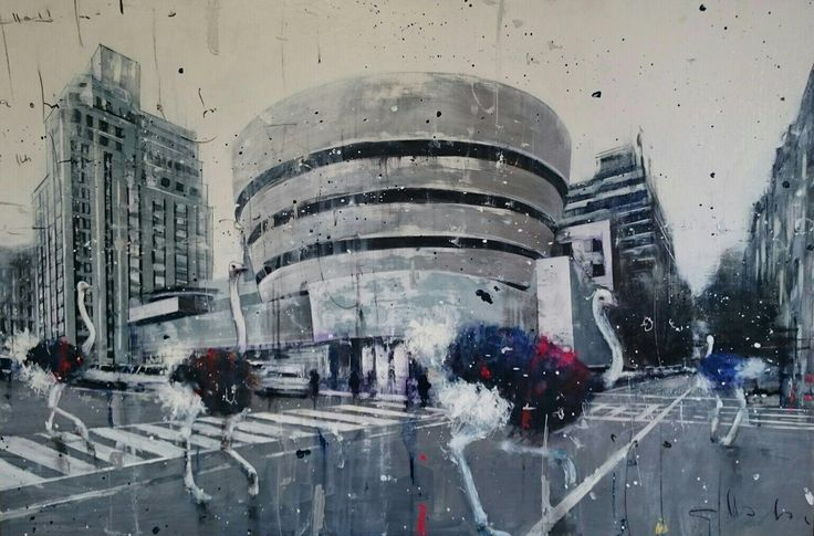 Misplaced 2016 - Guggenheim Museum of New York
