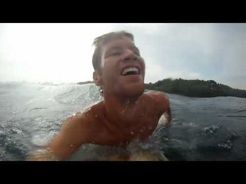 surfing playgrounds Nusa Lembongan, Bali - http://bali-traveller.com/surfing-playgrounds-nusa-lembongan-bali/