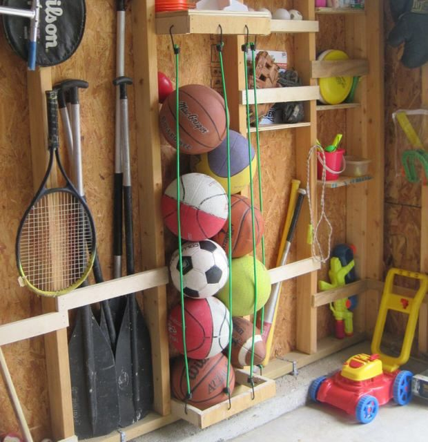 Delight diy garage storage ideas