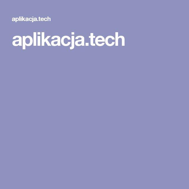 aplikacja.tech