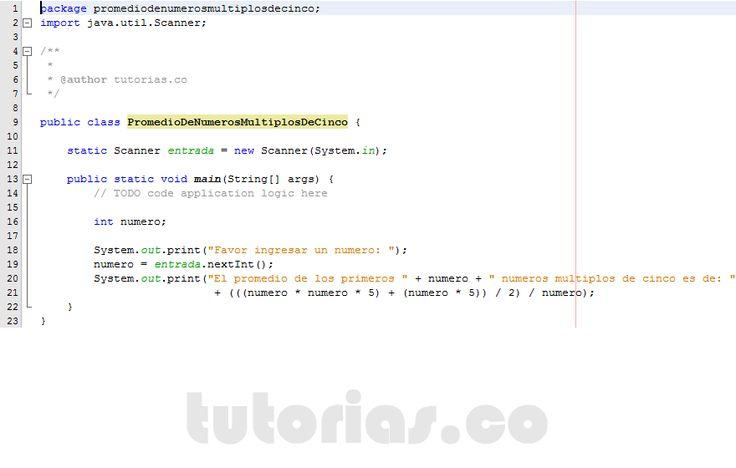 http://tutorias.co/operadores-java-promedio-de-numeros-multiplos-de-cinco/