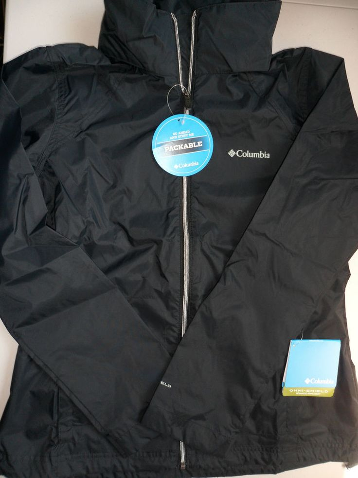 Columbia rain jackets women