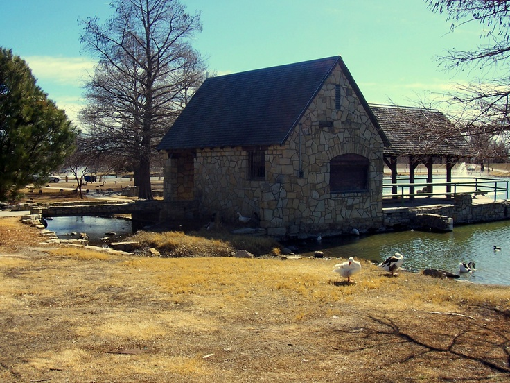 The Boat House In Carey Park