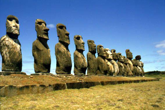 CULTURA DE LA ISLA DE PASCUA - RAPA NUI (CHILE) - CHILE POST™