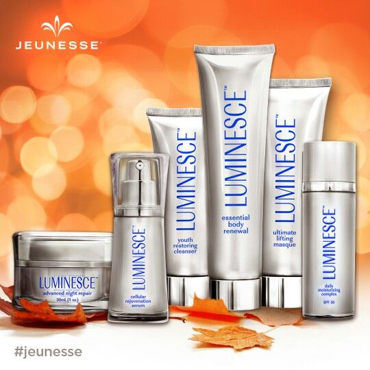 Luminesce Skincare, derived from world 1st Adult Human Skin Cell Technology.  Containing Growth Factors that work on a Cellular level to Renew & Rejuvenate your skin. Order online at www.nourishyourskin.jeunesseglobal.com Or message me for more details at www.facebook.com/nourishyourskin01