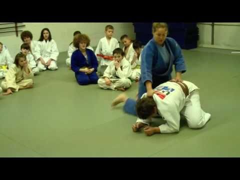 Judo turnover as shown by 2008 Olympic Judo Bronze medalist Ronda Rousey.