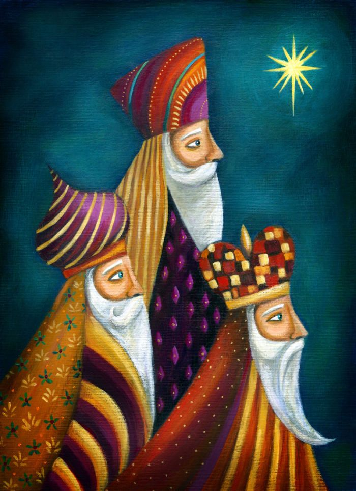 Ileana Oakley - wise men religious.jpg