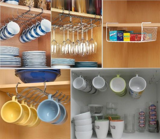 8 Essential Tips To Save Space At Home | So Creative Things | Creative DIY Projects