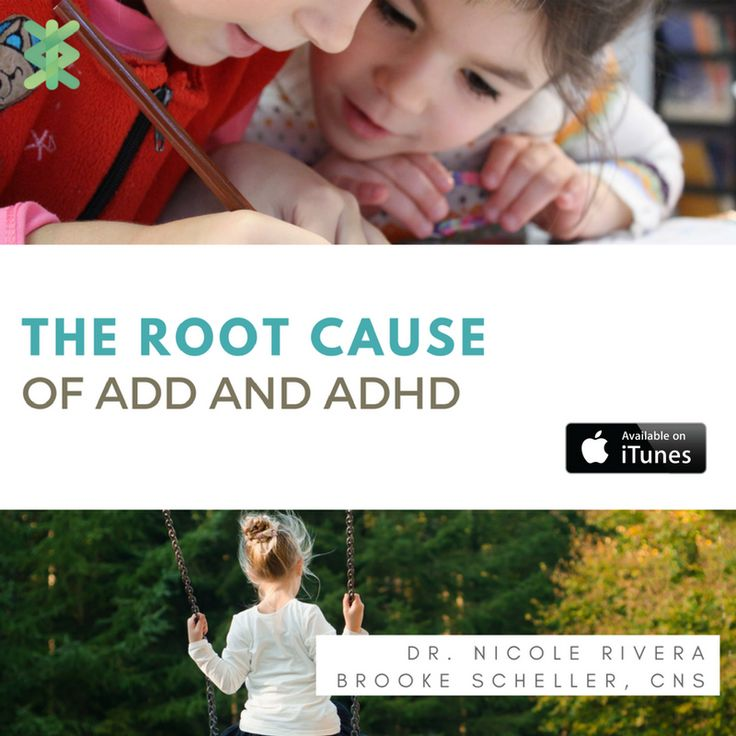 In this week's episode of Integrative Wellness Radio, join functional medicine physician Dr. Nicole Rivera and functional nutritionist, Brooke Scheller in a discussion on the root cause of ADD/ADHD symptoms within yourself or your children.