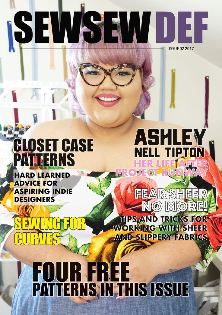 SEW SEW DEF MAGAZINE ISSUE 02 NOW LIVE! - Mimi G Style