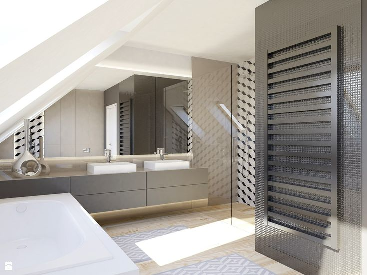 Łazienka styl Nowoczesny - zdjęcie od The Origin - Interior Design - Łazienka - Styl Nowoczesny - The Origin - Interior Design