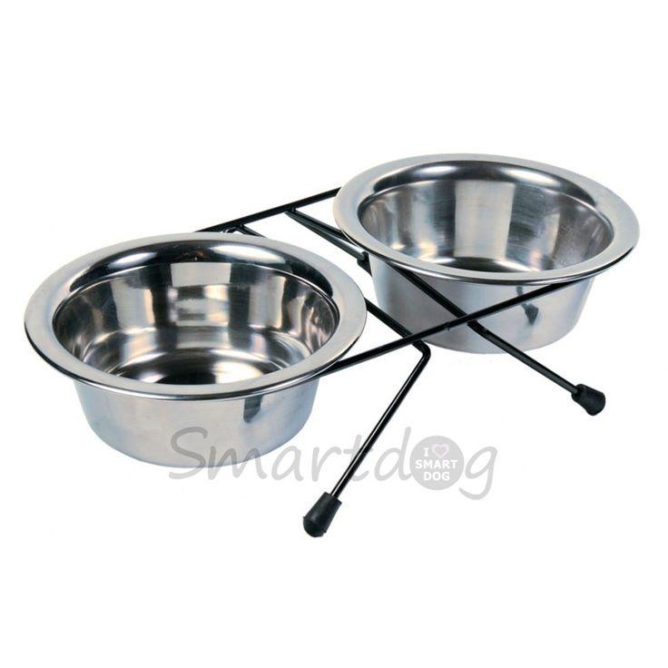 Hundeskåle på stander - Hurtig og billig levering