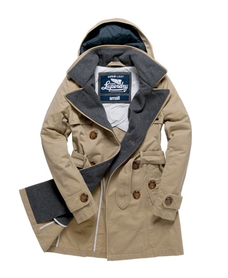 Superdry Vintage City Mac